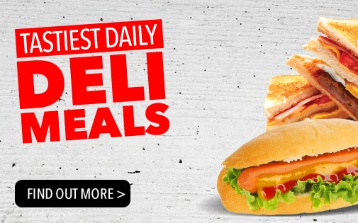 TASTIEST DAILY DELI MEALS