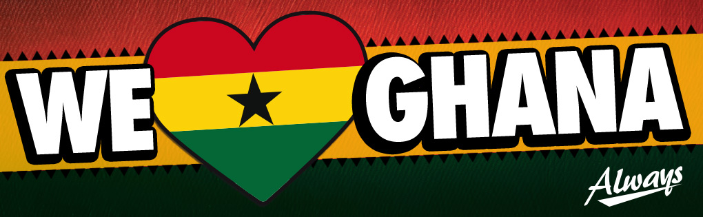 WE LOVE GHANA