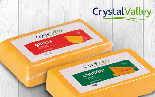 CRYSTAL VALLEY CHEESE