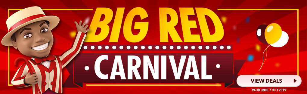 BIG RED CARNIVAL